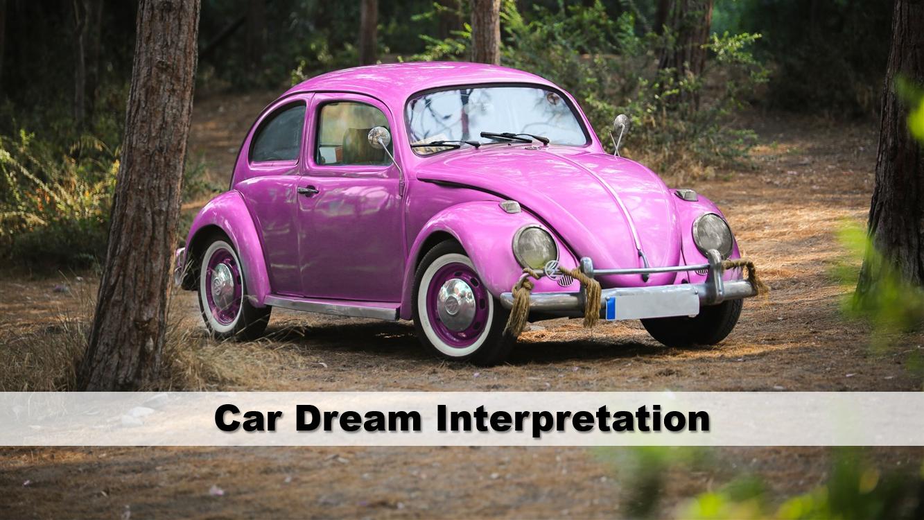 Car Dream Interpretation
