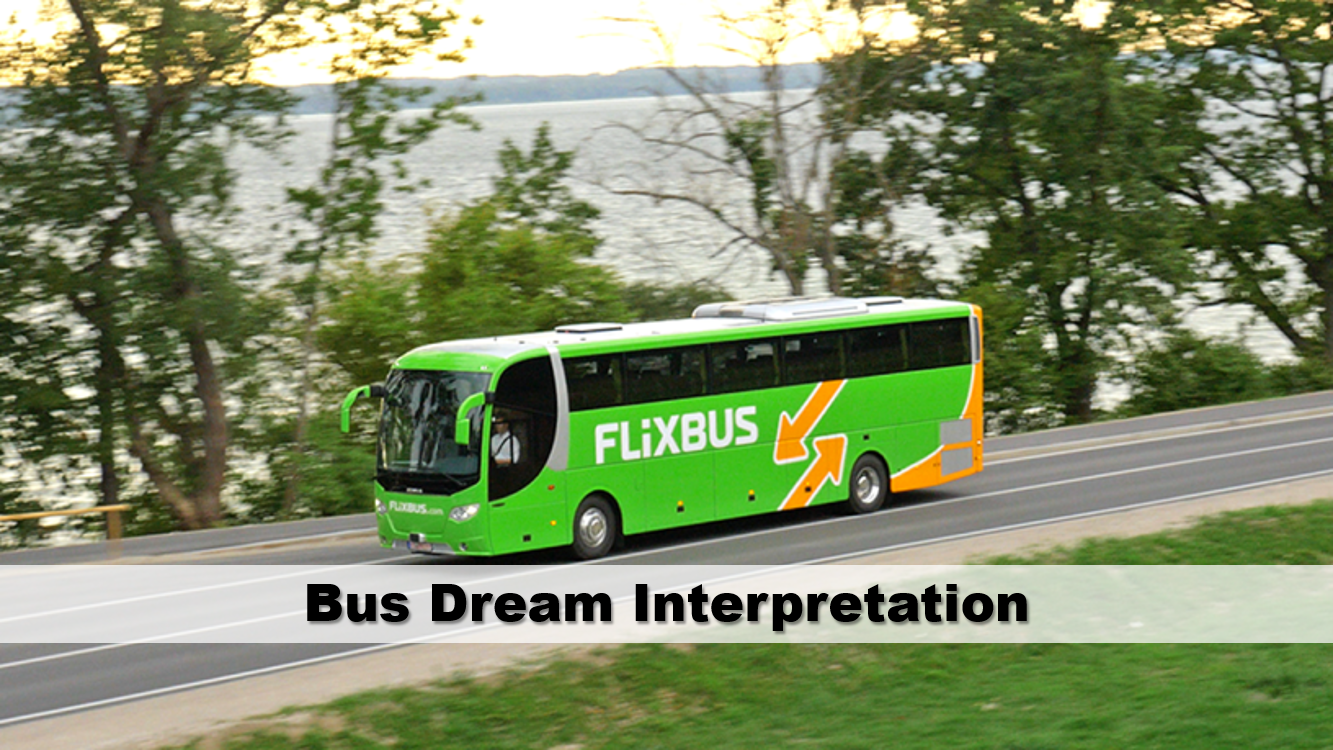 Bus Dream Interpretation
