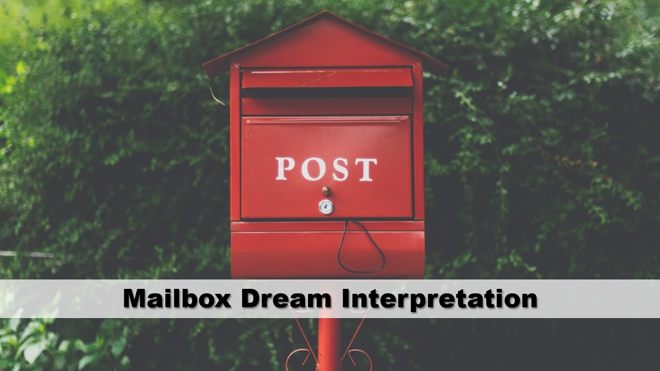 Mailbox Dream Interpretation