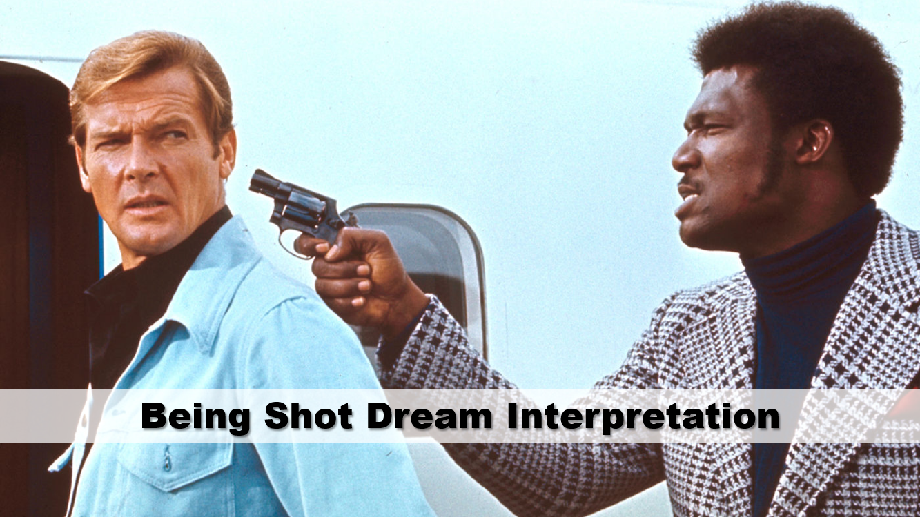 Being Shot Dream Interpretation