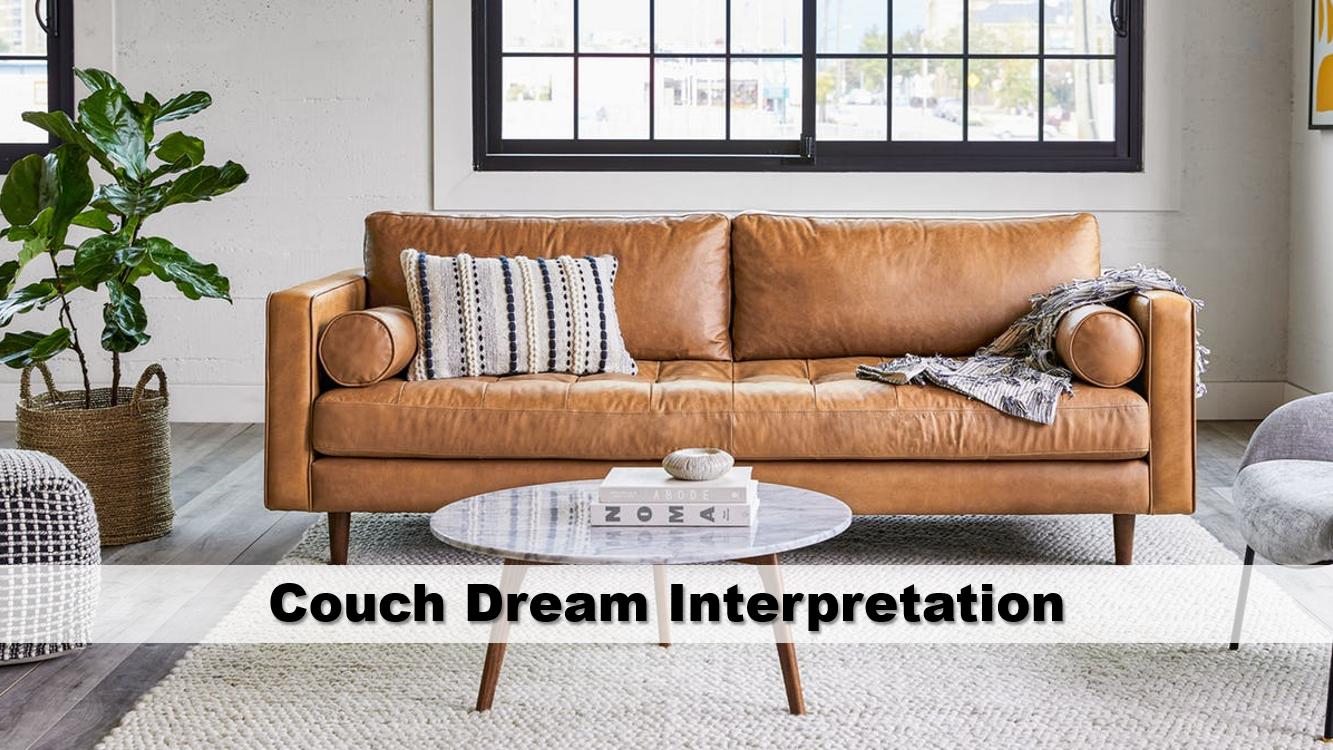 Couch Dream Interpretation