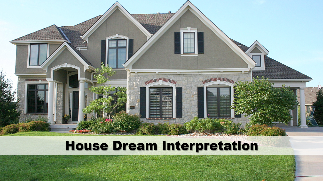 House Dream Interpretation