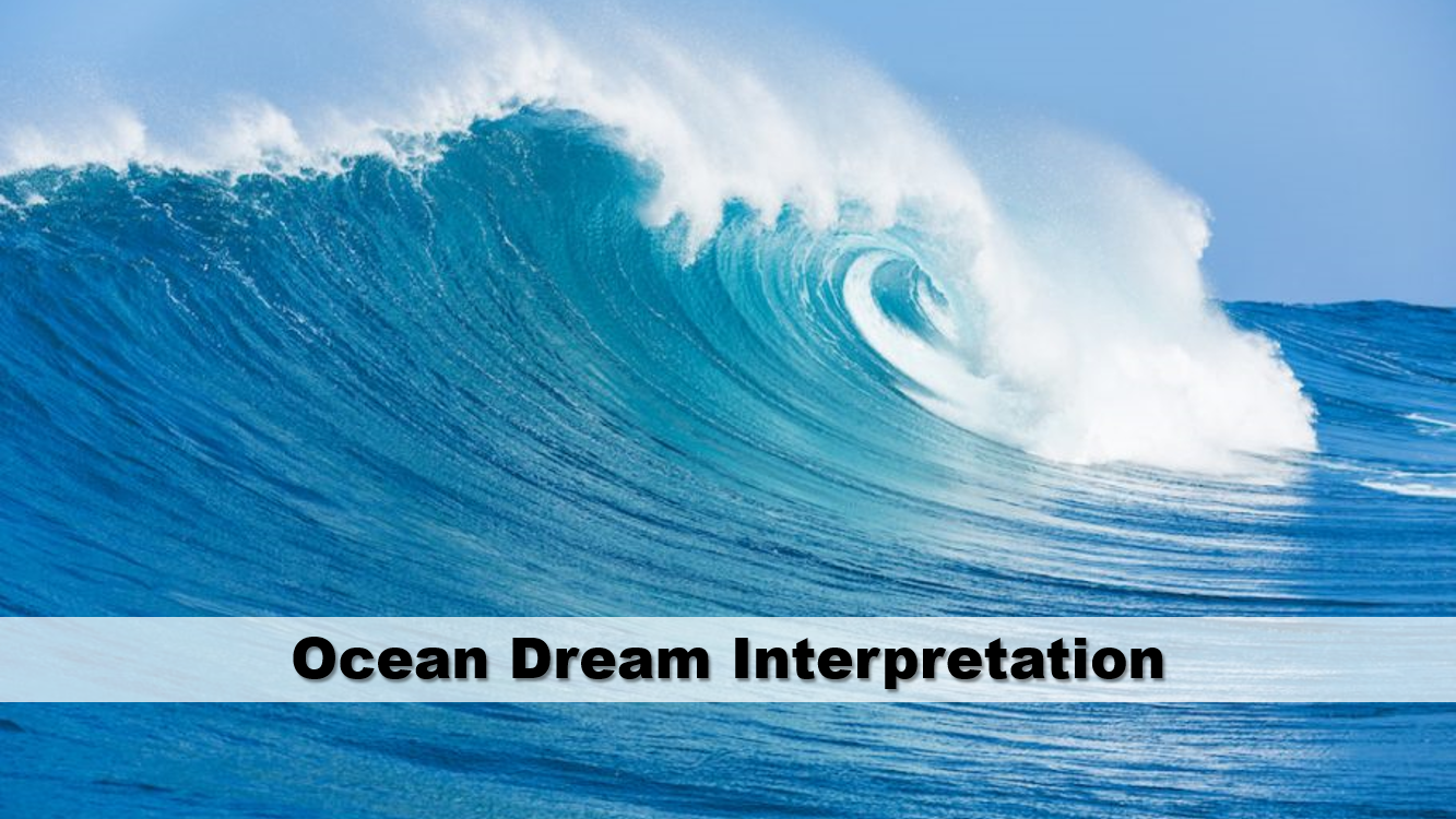Ocean Dream Interpretation