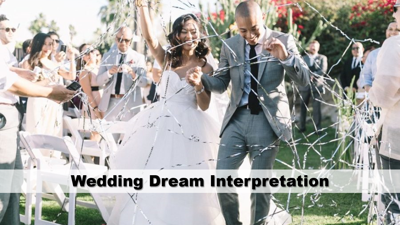 Wedding Dream Interpretation
