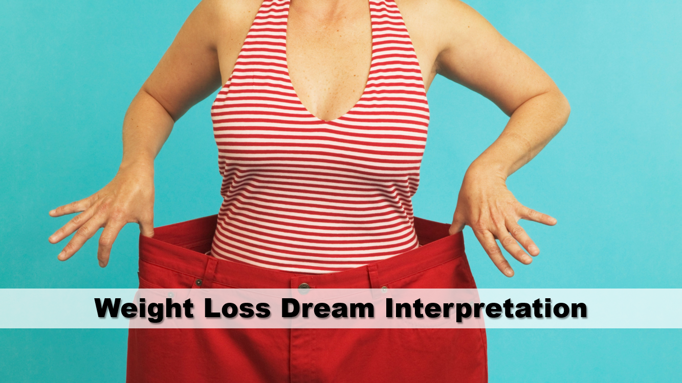 what does weight loss mean
