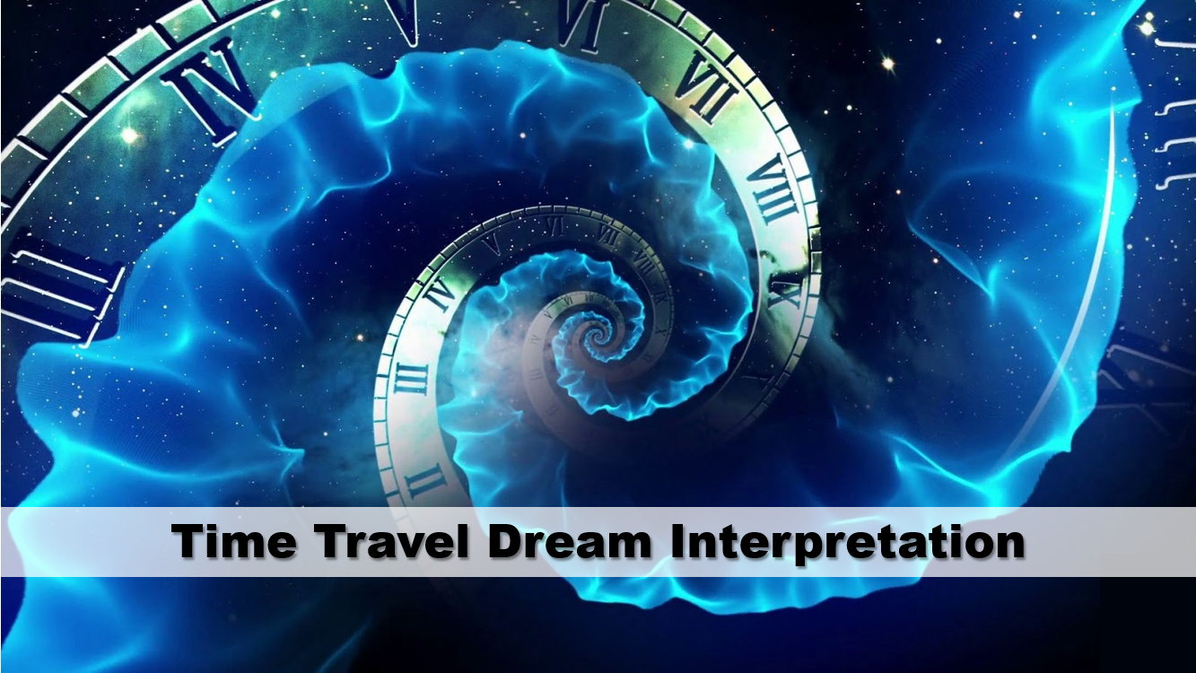 Time Travel Dream Meaning