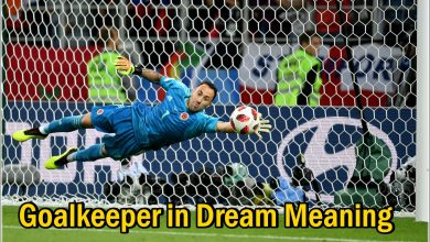 Goalkeeper in Dream Meaning