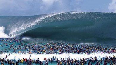 Tsunami in a Dream